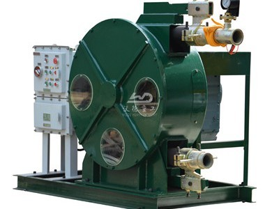 Explosion proof peristaltic pump for sale