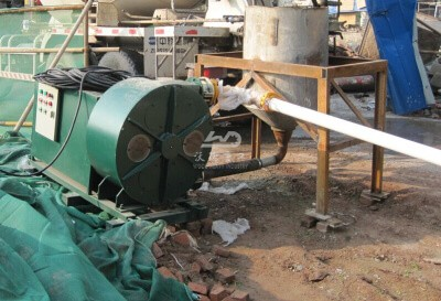 application of explosion proof peristaltic