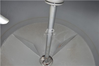 stainless steel grout mixer system