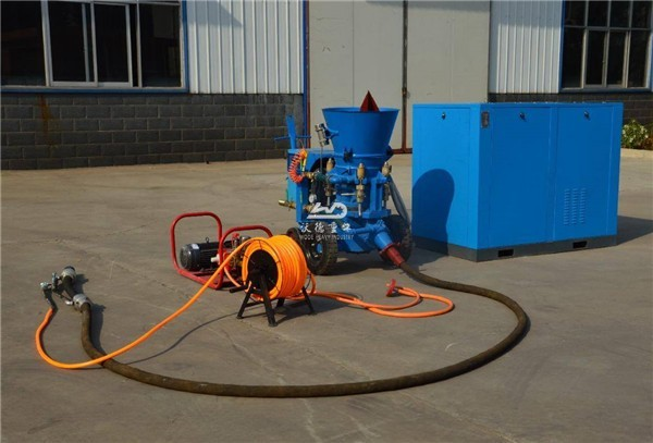 WZ-3ER refractory spraying machine
