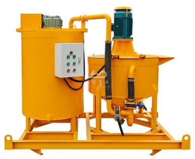 high speed cement grout mixer for sale
