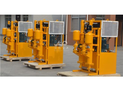 China cement grouting pump manufacturer