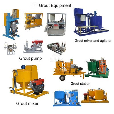 China cement grouting pump