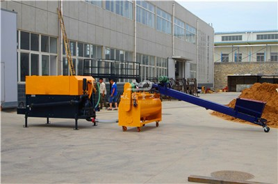 casting roof used CLC machine
