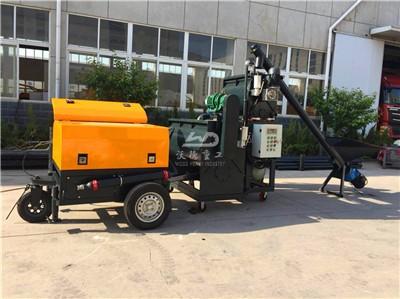 foam concrete machine price