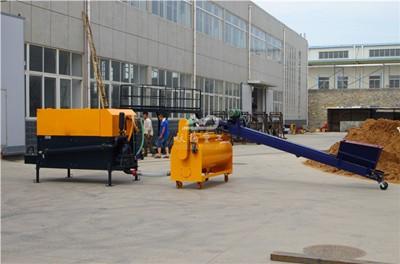 foam concrete machine cost
