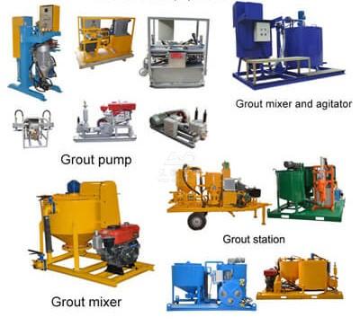 cement slurry grouting pump manufacturer