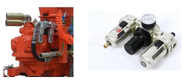 pneumatic transmission system