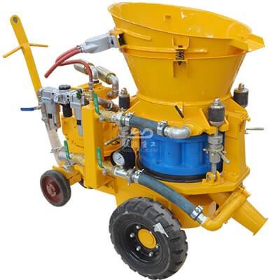 air motor gunning machine