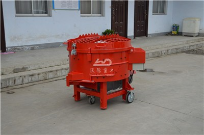 refractory mixer machine price