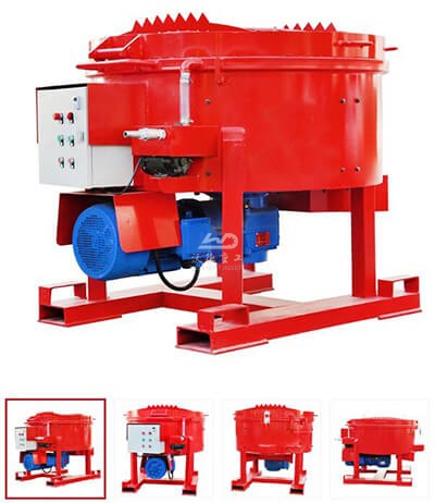 refractory pan mixer for sale in Malaysia