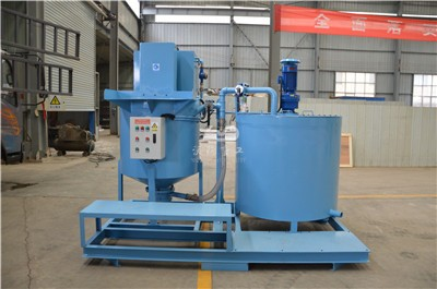 electric cement grout mixer