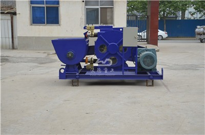peristaltic pump for wastewater treatment