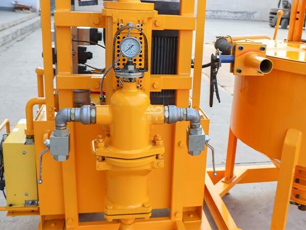 vertically plunger pump