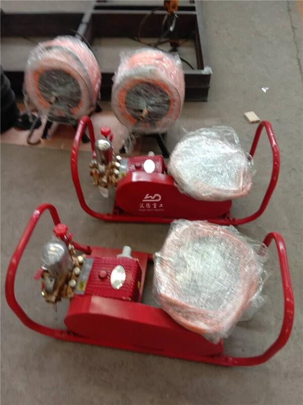 Gunite machine for spraying refractory Malaysia