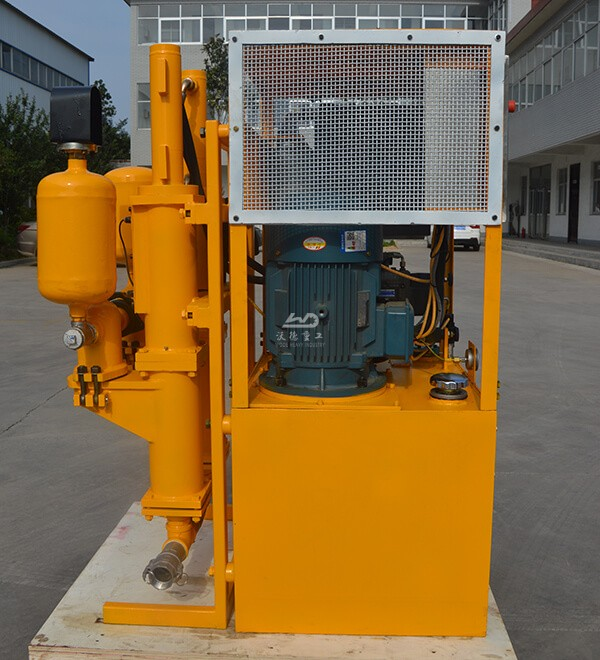 Convenient operation hydraulic grout pump Philippines