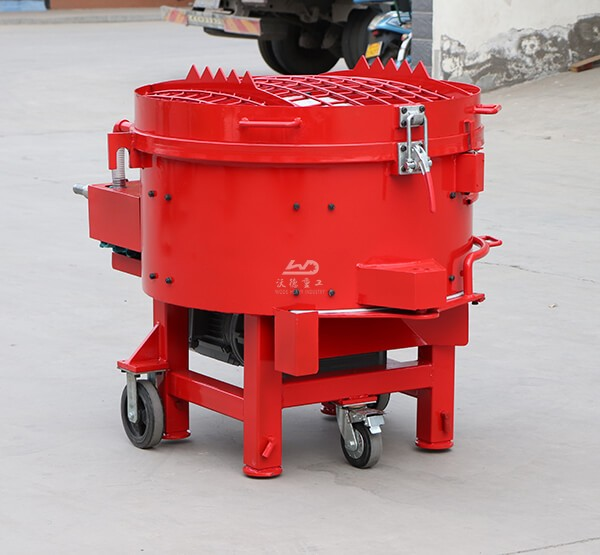 Electric mixer machine for refractory castable Philippines