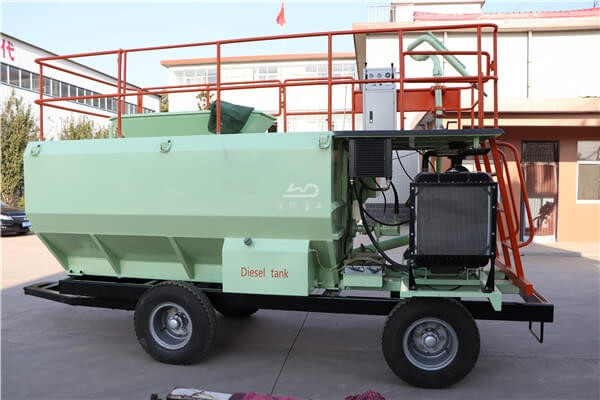 Hydraulic highway green machine for sale