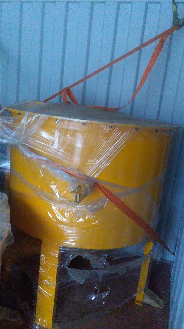 Electric motor cement grout mixer equipment