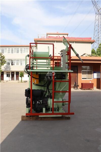 Small hydroseeding equipment for sale
