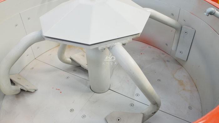 WRM Refractory Pan Mixer